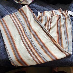 NWT Ophelia Roe Wide-leg Dress Pants